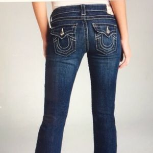 NWOT- True Religion Becky Style Jeans